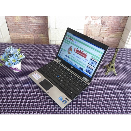 HP EliteBook 2540P I5 |520M|4GB|250GB|12.0""