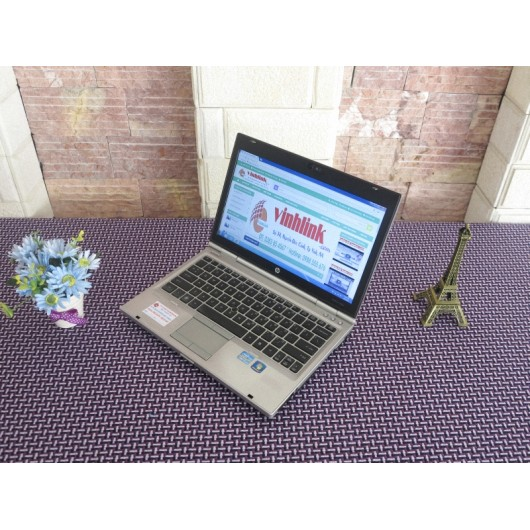 HP EliteBook 2560P I5 |2520M|4GB|250GB|12.5""