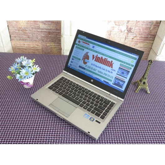 HP EliteBook 8460P I5 |2520M|4GB|250GB|14""