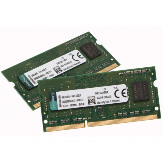 Ram Laptop 8GB (Kingston, SamSung, Micro,...)